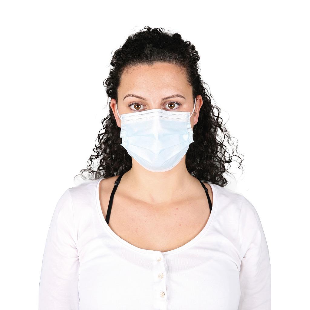 Masque chirurgical Aérokyn : conservez les gestes barrières avec des masques de qualité reconnus en milieu médical, hospitalier