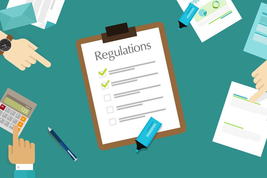 Charte de régulation