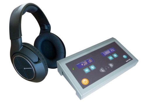 Audiomètres pour enfants et adultes chez Mediq