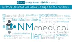 Ensemble pour une nouvelle étape – Mediq France devient NM…