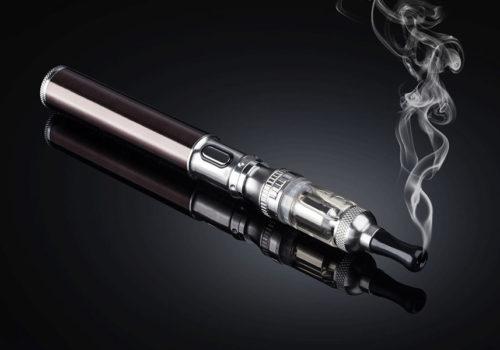 Attention à la cigarette électronique
