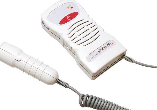 appareil pour effectuer un doppler foetal