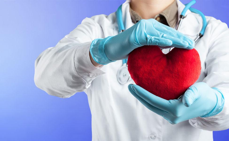 Futur prestigieux de la cardiologie