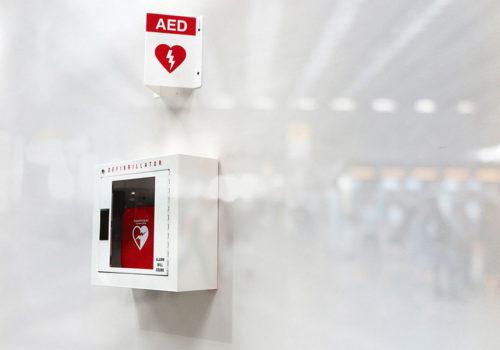 Importance du defibrillateur