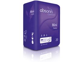 Un emballage d'Absorin Finette