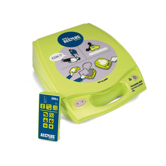 DEFIBRILLATEUR FORMATION  AED+SS VOCAL