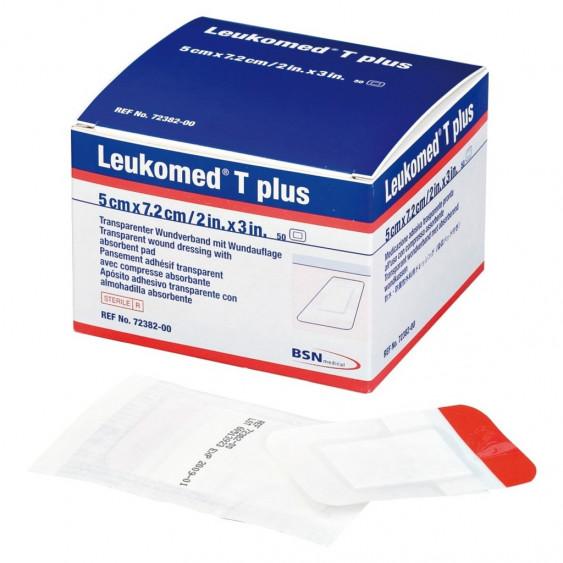 Pansement Leukomed T Plus avec compresse
