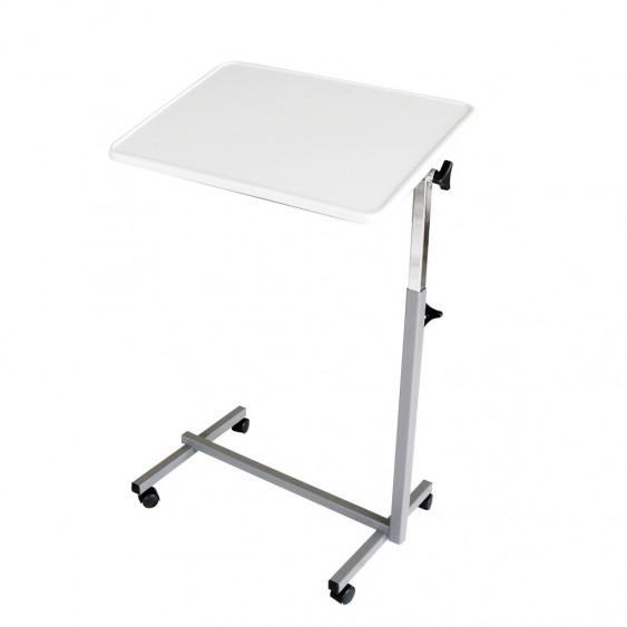 TABLE LIT PLATEAU GRIS PERLE -TABLE EASY