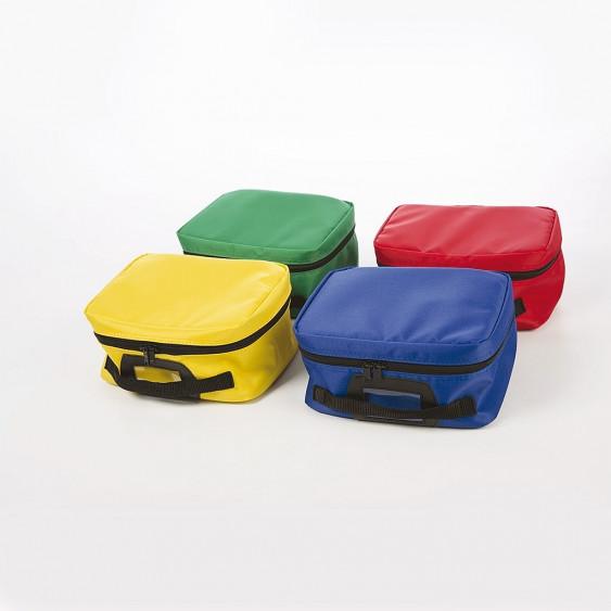 Pochette de rangement pour premiers secours - ROUGE