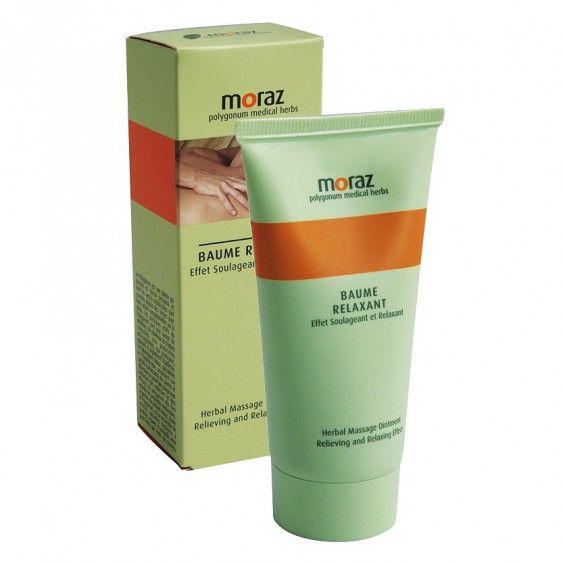 BAUME RELAXANT MORAZ JOINT & MUSCLE 50 M