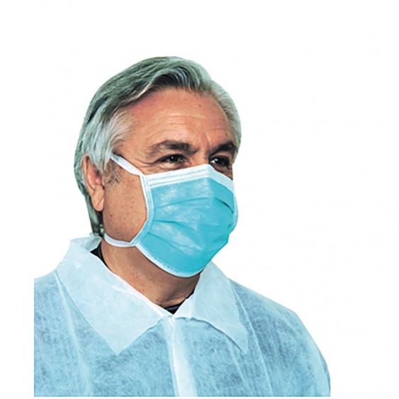 Masque à Usage Unique de type IIR à lacets