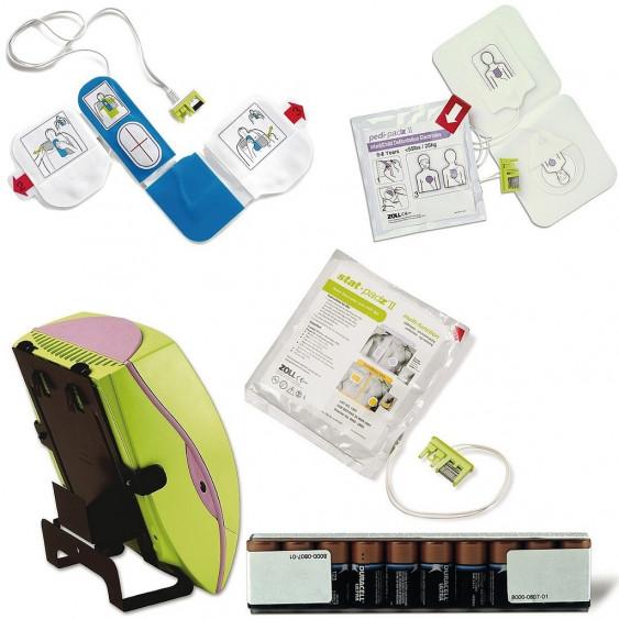 Accessoires pour Défibrillateur semi-automatique AED Plus Zoll