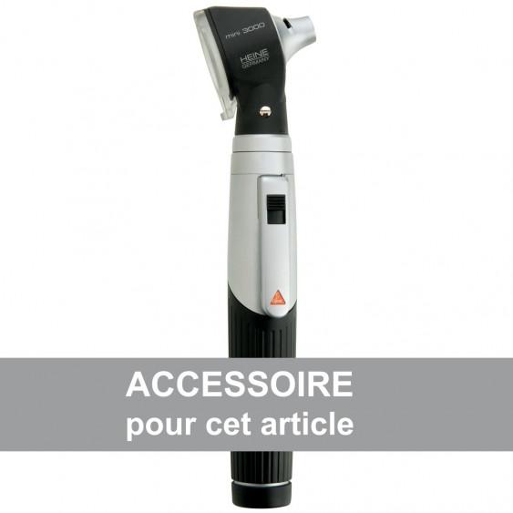 Ampoule de rechange XHL Xénon halogène pour otoscope Mini 3000