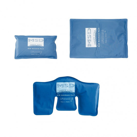 Compresses Cryo Thermo gel anatomiques