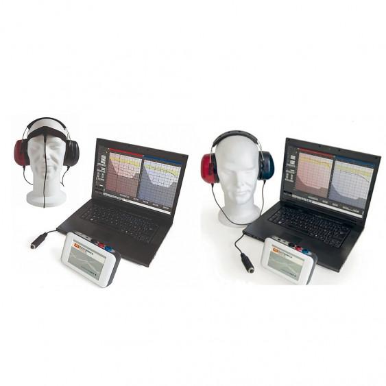 Audiomètre 820M et 800M avec casque radioear DD65-V2