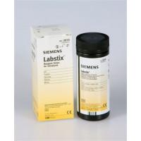Bandelettes urinaires Siemens Labstix - Boite de 100