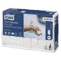 Essuie-mains enchevevetrés en M - Tork premium