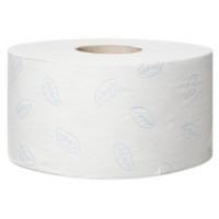 Bobines papier toilette mini - 12 bobines mini jumbo