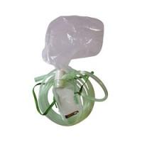 Masque à oxygène usage unique - Adulte avec pochon