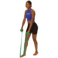 Thera Band - Bandes d'exercice Vert 5,5 m