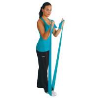 Bandes d'exercice Eco  <br> - Bleu 2,5 m