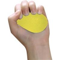 Oeuf de rééducation jaune extra souple