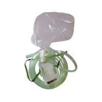 Masque O2 avec tubulure - Avec réservoir haute concentration