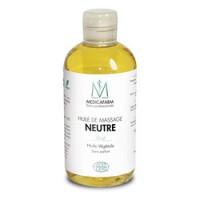 Huile de massage neutre Bio 250 ml