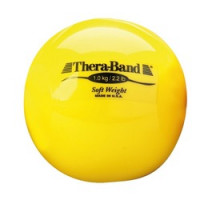 Ballon Softweight - jaune 1 kg
