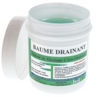 Baume de massage drainant - pot de 50 ml