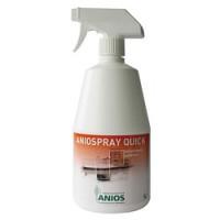 Aniospray Quick -  3 flacons de 1L