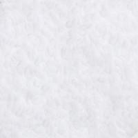 Housse éponge pour tables de massage - Blanc