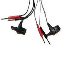 Paire de câble bipolaire pour électrostimulateur Peristim Pro