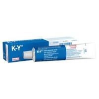 Gel lubrifiant stérile K-Y - tube de 82 g JOHNSON ET JOHNSON