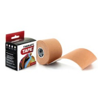 Bandes de taping Therapy Tape 5cm x 5m Beige