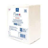 Compresses Non tissées Non Stériles Pure N30 10cmx10cm - LCH - Boite de 100