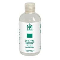 Huile de massage neutre Premium Longue Glisse 250 ml