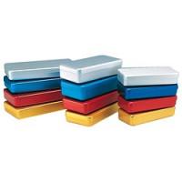 Boîtes rectangulaires Alu - aluminium 210X100X50