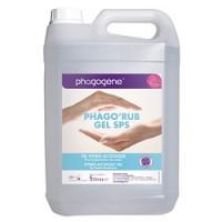 Gel hydroalcoolique Phago'rub  5L