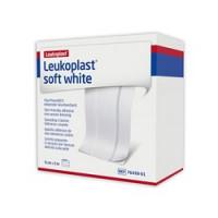 Pansement adhésif pour peaux sensibles Leukoplast Soft White / Covermed 6cm x 5m
