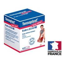 Elastoplaste - TENSOPLAST 2.5 m x 6 cm élastique