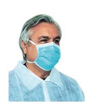 Masque à usage unique de type IIR à lacets - Boite de 50