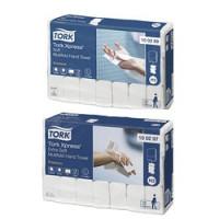 Essuie-mains Tork Xpress® interfoliés Extra-Doux H2