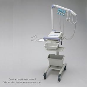 BRAS ARTICULE pour cable patient CZ U/1