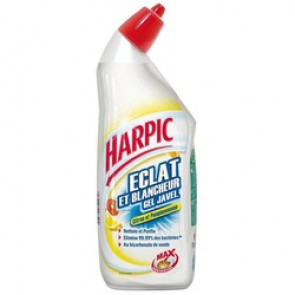 HARPIC GEL JAVEL 3 actions 750ml NS F/1