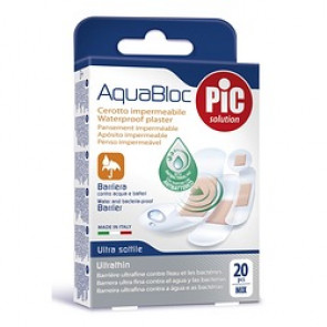 PANSEMENTS AQUABLOC 19X72 mm /20