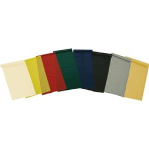 PACK DE 5 BANDES D'EXERCICE LATEX 2.5M