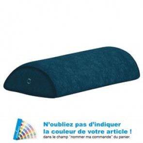 Coussin demi-cylindrique