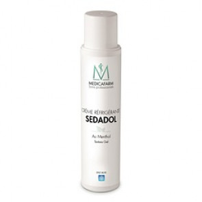 CREME DE MASSAGE  au Menthol 250ml