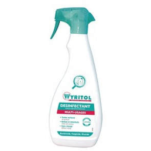 WYRITOL SPRAY DESINFECTANT 750ML